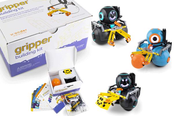 New! Gripper Building Kit | Wonder Workshop