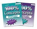 Image 100% Concepts: 2 Book Set