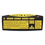 Keys-U-See Large Print Keyboards | Special Education