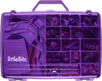 Image littleBits Purple Tacklebox