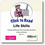 Image Click to Read: Life Skills