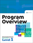 Image Edmark Reading Program: Level 1 Second Edition Program Overview