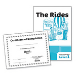 Image Edmark Reading Program: Level 1 Second Edition The Rides & Certificates