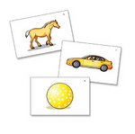 Image Edmark Reading Program: Level 1 Second Edition Picture Match Cards