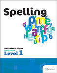 Image Edmark Reading Program: Level 1 Second Edition Spelling