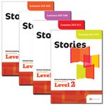 Image Edmark Reading Program: Level 2 Second Edition Stories