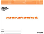 Image Edmark Reading Program: Level 2 Second Edition Lesson Plan / Record Book
