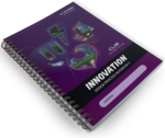 Image New! Cue Applied Robotics Curriculum, Unit 3: Innovation - Student Notebook