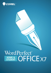 Image Corel WordPerfect Office x7 Home and Student