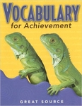 Image Great Source Vocabulary for Achievement Student Edition  Grade 3