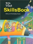 Image Great Source Write on Track Student Edition Skills Book