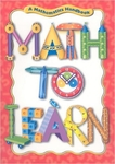Image Great Source Math to Learn Handbook Softcover