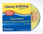 Image Literacy & Writing Interactive Whiteboard CD - Site Licenses