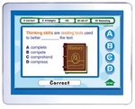 Image Reading Skills - Grades 8 - 10 Interactive Whiteboard CD - Site License
