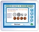Image Time & Money Skills - Grades 2 - 4 Interactive Whiteboard CD - Site License