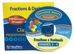 Image Fractions & Decimals - Grades 3 - 6 Interactive Whiteboard CD - Site License