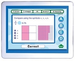 Image Mastering Math Skills - Grade 5 Interactive Whiteboard CD - Site License