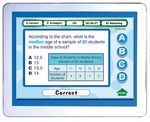 Image Mastering Math Skills - Grade 7 Interactive Whiteboard CD - Site License