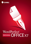Image Corel WordPerfect Office x7 Professional Academic