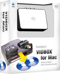 Image VIDBOX for Mac - Mac CD