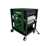 Image Lock n Charge 16 Bay Laptop Cart