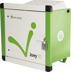 Image LocknCharge Joey 10 Charging Station