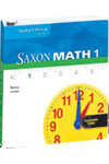 Image Saxon Math 1 Year Teacher Edition eTextbook ePub Grade 1