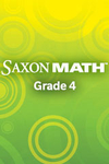 Image Saxon Math Intermediate 6 Year Online Student Edition Grade 4