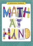 Image Steck-Vaughn Math At Hand Handbook Grades 5 & 6