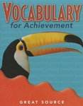 Image Great Source Vocabulary for Achievement Student Edition  Grade 4