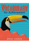 Image Vocabulary for Achievement Teacher's Edition Grade 4