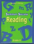 Image Great Source Summer Success Reading Teacher's Guide Grade 6