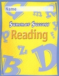 Image Great Source Summer Success Reading Student Edition Grade K