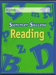 Image Great Source Summer Success Reading Student Edition Grade 6