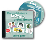 Image GoTalk Overlay Software