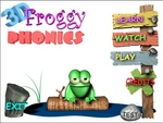 3D Froggy Phonics | Early Learning