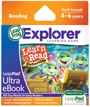 Image Leapfrog - LeapPad Ultra eBook Learn to Read collection Adventure Stories