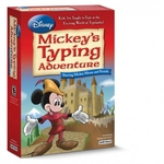 Image Mickey's Typing Adventure Network