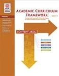 Image Academic Curriculum Framework: Grades 3-5 (Intermediate)