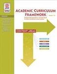 Image Academic Curriculum Framework: Grades 9-12 (High School)