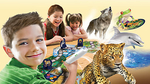 Image LeapFrog LeapReader Interactive Reading Game: Animal Adventure