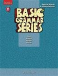Image Basic Grammar Series Books-Special Words & Abbreviations