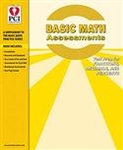 Image Basic Math Assessments: Fractions, Decimals, and Percents