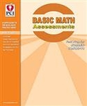 Image Basic Math Assessments: Number Concepts
