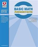 Image Basic Math Assessments: Number Operations