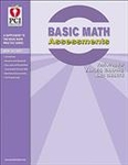 Image Basic Math Assessments: Tables, Graphs, and Charts