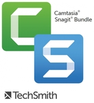 Image TechSmith Camtasia 18/Snagit 19 ESD Bundle + 1Yr Maintenance