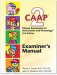 Image CAAP-2: Examiner's Manual