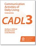 Image CADL-3: Communication Activities of Daily Living-Third Edition