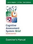 Image CAS2: Brief - Examiner's Manual